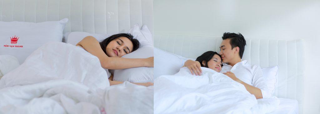 Nệm vạn Thành nâng cao giấc ngủ