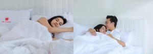 Nệm Vnaj Thành nâng cao giấc ngủ