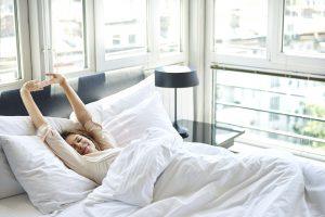 nệm vạn thành cải thiện giấc ngủ